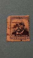 ESPAGNE - SPAIN - Timbre 1931 : Histoire - Emilio CASTELAR, Homme Politique Espagnol - Used Stamps