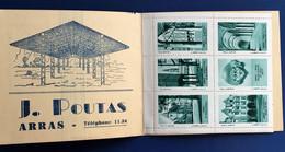 Arras 6 Vignettes**Touristique Bloc Rare En Carnet-☛Erinnophilie,stamp,Timbre,Label,Sticker-Aufkleber-Bollo-Viñeta-☛ - Blocs & Carnets