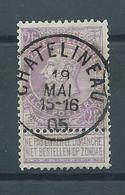 "N°67 OBLITERE""CHATELINEAU"" - 1893-1900 Fine Barbe"