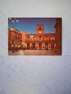Italia-sicilia-marsala-notturno-piazza Della Repubblica-fg-1975 - Marsala