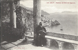 CPA Italie  * Amalfi - Panorama Dall' Hôtel Dei Cappuccini * - Altre Città