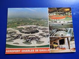 AEROPORT CHARLES DE GAULLE - Aeródromos