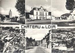CPSM Chateau-du-Loir Vues Multiples - Chateau Du Loir