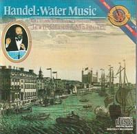 Cd  HANDEL   Water Music Par L écurie De La Chambre Du Roi  JEAN CLAUDE MALGOIRE   :  Etat: Très Très Bon : - Classica