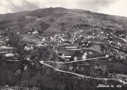 ALMENNO S. BARTOLOMEO (BERGAMO) CARTOLINA - ALBENZA M. 650 - Bergamo