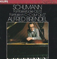 Cd  SCHUMANN  Piano   FANTAISIE IN C   Alfred Brendel    :  Etat: Très Très Bon : - Classica
