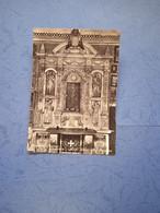 Italia-toscana-montenero-santuario-antico Altare Della Madonna-fg-1957 - Altre Città
