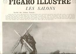 Figaro Illustré, N° 206  Mai 1907 Numéro Spécial « Les Salons » - 1900 - 1949