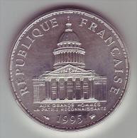 100 Francs Panthéon - 1995 - SUP/SPL - N. 100 Francs