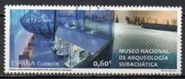 ESPAGNE SPANIEN SPAIN ESPAÑA 2017 MUSEUMS MUSEOS (ARQUA) DE CARTAGENA USED ED 5132 YT 4849 MI 5144 SC 4192 SG 5134 - 2011-... Usati