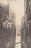 92 :  Puteaux  : Inondations Rue De L'église  ///  Ref.  Oct.  21 // N° 17.519 - Puteaux