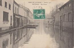 92 :  Puteaux  : Inondations Rue Ernest  ///  Ref.  Oct.  21 // N° 17.520 - Puteaux