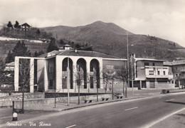 NEMBRO (BERGAMO) CARTOLINA - VIA ROMA - Bergamo