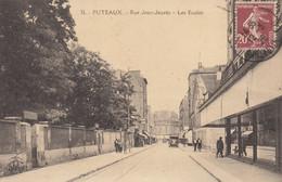 92 :  Puteaux  :  Rue Jean Jaures    ///  Ref.  Oct.  21 // N° 17.522 - Puteaux