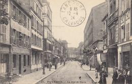 92 :  Puteaux  :  Rue  De Paris  , Pub Grands Magasins      ///  Ref.  Oct.  21 // N° 17.525 - Puteaux