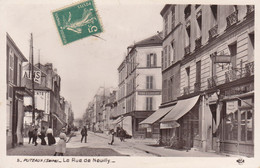 92 :  Puteaux  :  Rue  De   Neuilly        ///  Ref.  Oct.  21 // N° 17.528 - Puteaux