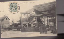 92 :  Puteaux  :  La Gare        ///  Ref.  Oct.  21 // N° 17.530 - Puteaux