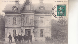 LE HAVRE FORET DE MONGEON  LES GARDES ET LEUR PAVILLON - Forêt De Montgeon