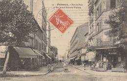 92 :  Puteaux  :  Boulevard Wallace  (léger Défaut Papier)       ///  Ref.  Oct.  21 // N° 17.533 - Puteaux