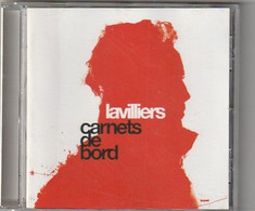 Cd  Bernard  LAVILLIERS   Carnets De Bord  :  Etat: Très Très Bon : - Altri - Francese