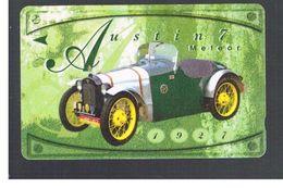 SINGAPORE -  1997 CARS: AUSTIN 7 METEOR 19273  - USED -   RIF. 10422 - Cars