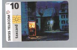 SVIZZERA (SWITZERLAND) - 1997      PHONE BOX - USED - RIF. 10055 - Schweiz