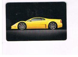 GERMANIA (GERMANY) -  2002 - CARS: VOLKSWAGEN W 12      - RIF.   184 - Cars