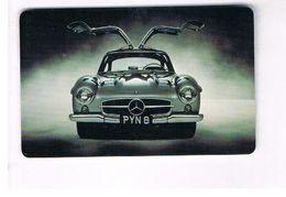GERMANIA (GERMANY) -  2002 - CARS: MERCEDES 300 SL      - RIF.   184 - Cars