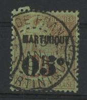 """N° 11 Cote 28 € Obl. C. à D. """"Fort De France"""" 15/1/91"""". TB - Gebraucht"""