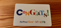 Fair Price Gift Card Singapore - Gift Cards