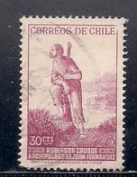 CHILI       OBLITERE - Cile