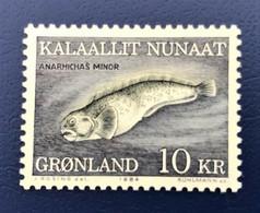 Denmark, Greenland GRØNLAND, 1984, Mint Havkat - Ungebraucht