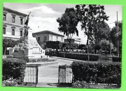 Locri - Monumento Ai Caduti - Reggio Calabria