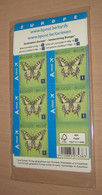 SOLDEN 10 X Boekje 131** Papillio Machaon - Koninginnenpage - Vlinders - Butterflies - Markenheftchen 1953-....
