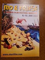CP 6E KINDER FILM FESTIVAL HAMBURG ALLEMAGNE 2004 - Plakate Auf Karten