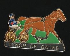 72864-Pin's. Ténor De Baune.cheval.équitation.PMU. - Games