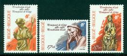 BELGIUM 1980 Mi 2039-41** 1000th Anniversary Of The Prince Diocese Lüttich [L3767] - Cristianesimo