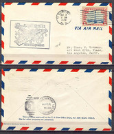 Oct 3, 1928 - Albany Air Meet - Event Covers