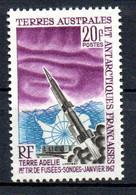 Col24 Taaf Terres Australes N° 23 Neuf XX MNH  Cote 41,00 Euro - Ongebruikt
