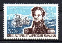 Col24 Taaf Terres Australes N° 25 Neuf XX MNH  Cote 205,00 Euro - Ongebruikt