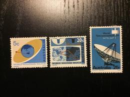 Australia Y&T 364/6 ** / MNH - Mint Stamps