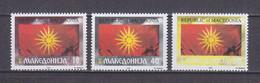 Macedonia 1993 Flag Of Macedonia MNH** - Macedonië