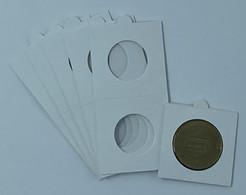 LOT 100 ETUIS CARTONS HARTBERGER HB AUTOCOLLANTS POUR PIECES - Materiale