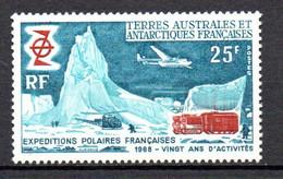 Col24 Taaf Terres Australes N° 31 Neuf XX MNH  Cote 40,00 Euro - Ongebruikt