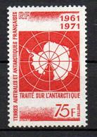 Col24 Taaf Terres Australes N° 39 Neuf XX MNH  Cote 44,00 Euro - Ongebruikt