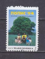 Macedonia 1994 Census MNH** - Macedonië