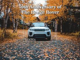 2021/06- GAMBIA - RANGE ROVER                  1V      MNH** - Automobili