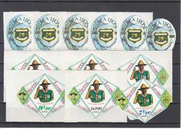 Sierra Leone - Unused Stamps