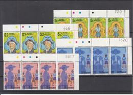 St.Vincent - Unused Stamps