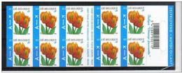 Boekje 92** / Carnet 92 Tulipa Orange Favourite - Voor Europese Zendingen 3786** MNH - Markenheftchen 1953-....